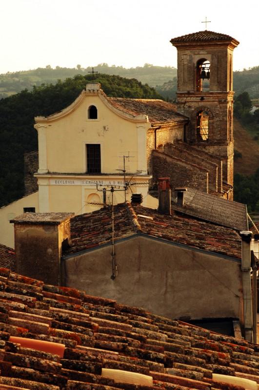 chiese 0060 Chiesa di San Cataldo Vescovo Montenero Sabino
