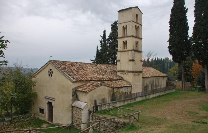 chiese 0070 Chiesa di San Paolo di Poggio Mirteto