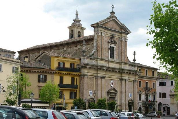 chiese 0090 Cattedrale di Poggio Mirteto