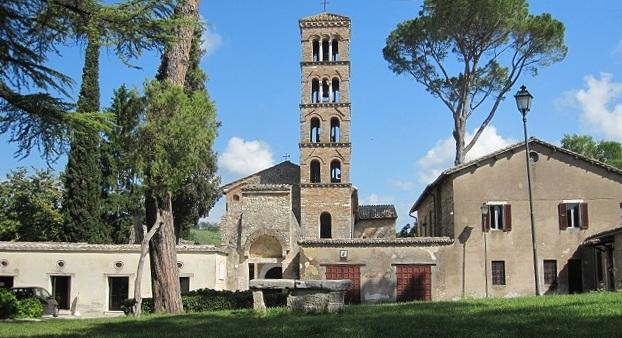 chiese 0100 Abbazia di Vescovio Torri in Sabina